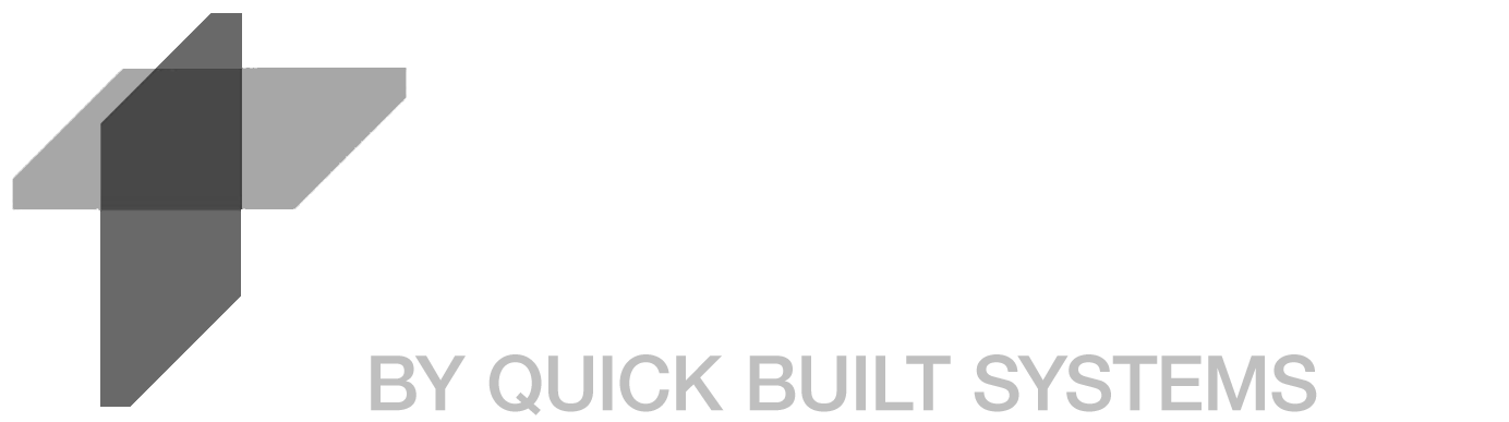 Patio Kits by Quick Built Systems logo